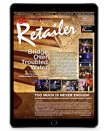 The NAMM Show Review Issue